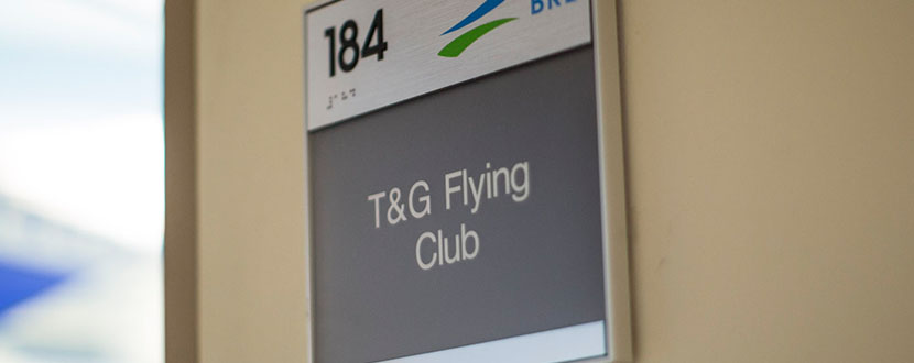 T&G Flying Service