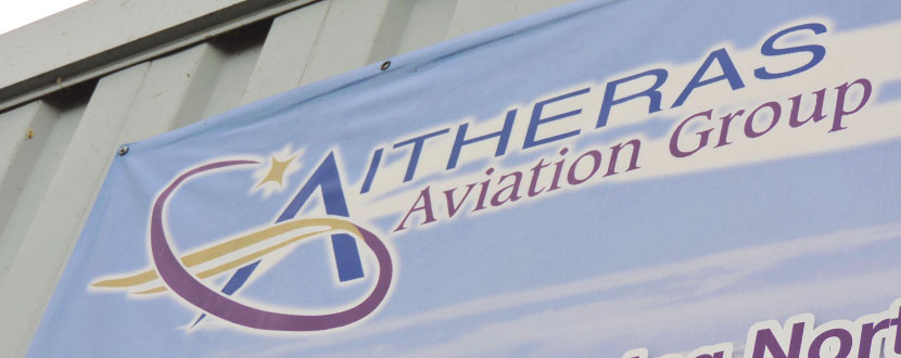 Aitheras Aviation Group Burke Lakefront Airport